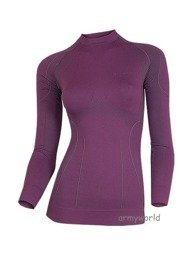 WOMEN'S SHIRT Thermo fioletowa BRUBECK